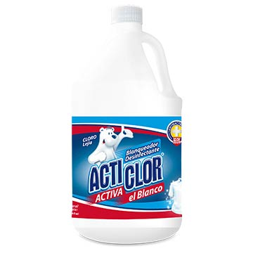 ACTICLOR CLORO 3785ML