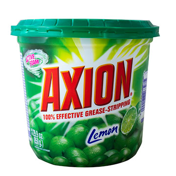 LAVAPLATOS AXION LIMON  850 GR