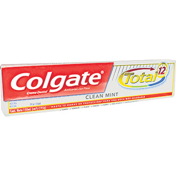 CREMA COLGATE TOTAL CLEAN MINT 150ML