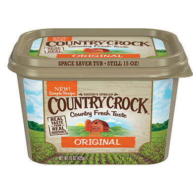 Margarina Country Crock regular 425 g