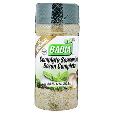 CONDIMENTO BADIA SAZON COMPLETO 340GR