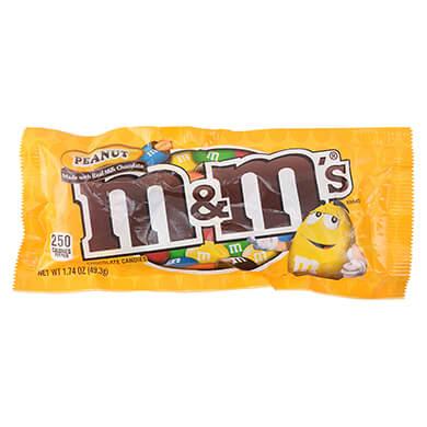 CHOCOLATE MYMS PEANUT PAQ 49 3GR