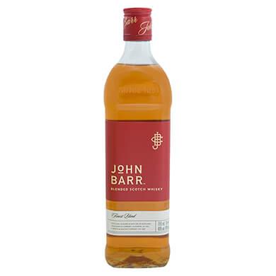 Whisky John Barr reserve rojo 750 ml