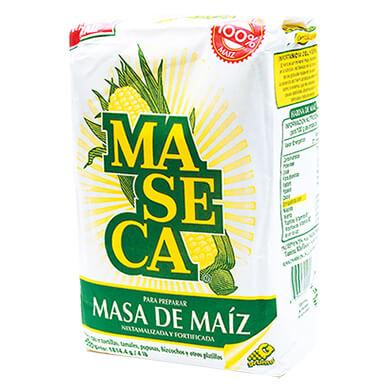HARINA MASECA DE MAIZ BOLSA 1814 4GR