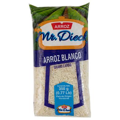 ARROZ MR DIECK BLANCO 350 GR