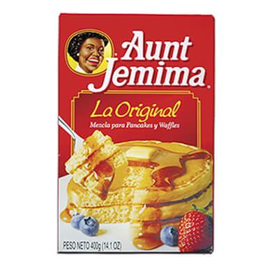 Mezcla para pancake Aunt Jemima 400 g