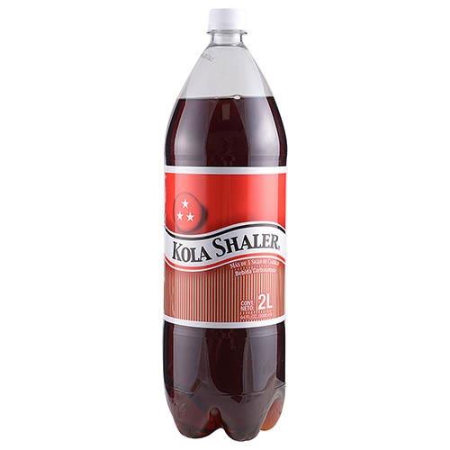 Resfresco gaseoso Kola Shaler 2000 ml