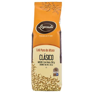 CAFE PURO LEYENDA CLASICO 500 GR