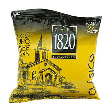 Cafe 1820 instantaneo 45 g