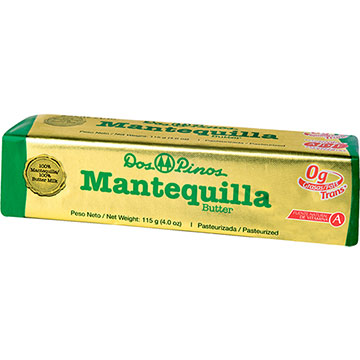 MANTEQUILL CON SAL DOS PINOS BARRA 115GR