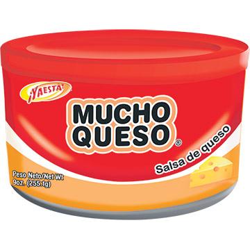 SALSA DE QUESO YA ESTA MUCHO QUE 255GR