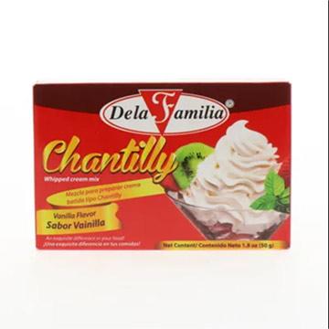 CREMA DE LA FAMILIA CHANTILLY 50 GR