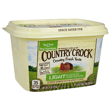MARGARINA COUNTRY CROCK LIGHT 425GR