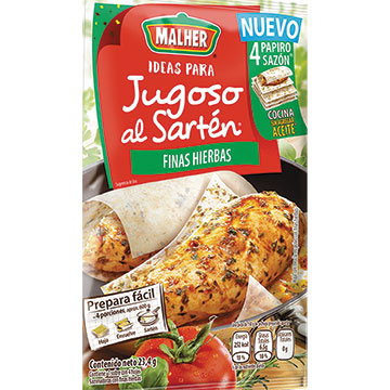 JUGOSO AL SARTEN MALHER FINAS HIER 23GR