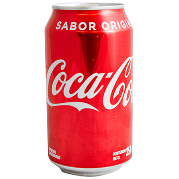 REFRESC GAS COCA COLA ORIGINAL LAT 355ML
