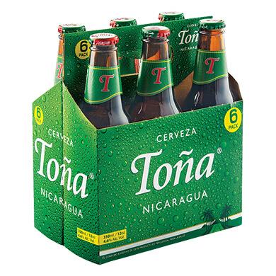 Cerveza Tona botella 6 pack 350 ml