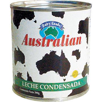 LECHE AUSTRALIAN CONDENSADA 397GR