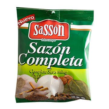 SAZON COMPLETA SASSON 140 GR