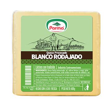 QUESO PARMA POLI BLANCO PROCESADO 400GR