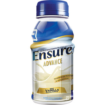 ENSURE ADVANCE VAINILL 237ML