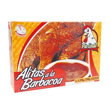 ALITAS NESER A LA BARBACOA DE POLL 390GR