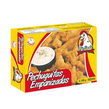 PECHUGUITAS NESER EMPANIZ DE POLLO 390GR
