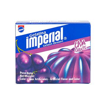 GELATINA IMPERIAL UVA 454 GR