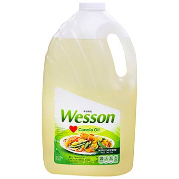 ACEITE WESSON CANOLA 3790ML
