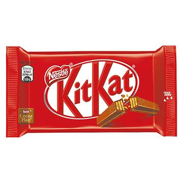 CHOCOLATE NESTLE KIT KAT 4 DEDOS 41.5 GR
