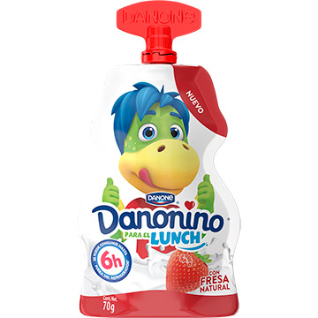 LUNCH DANONE FRESA 70GR