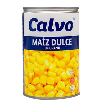 MAIZ DULCE CALVO EN GRANO LATA 235GR