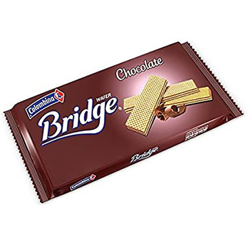 SORBETO COLOMBINA BRIDGE CHOC VAIN 600GR