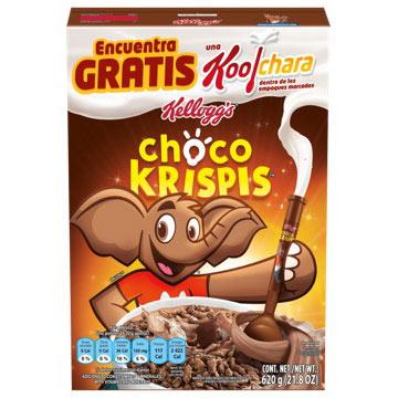 CHOCO KRISPIS 620G