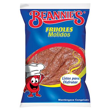 FRIJOL BEANNIES MOLIDOS NORTENO 227GR