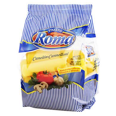 Pasta roma canelon 250 g
