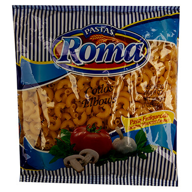 Pasta roma de coditos 200 g