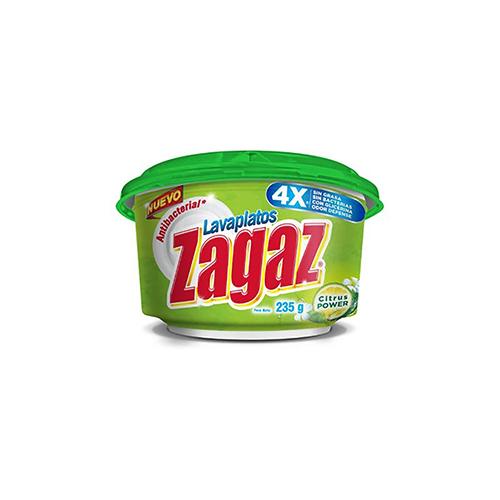 Lavaplato Zagaz crema citrus 425 g