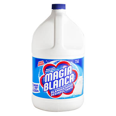 CLORO MAGIA BLANCA REGULAR 1 GALON