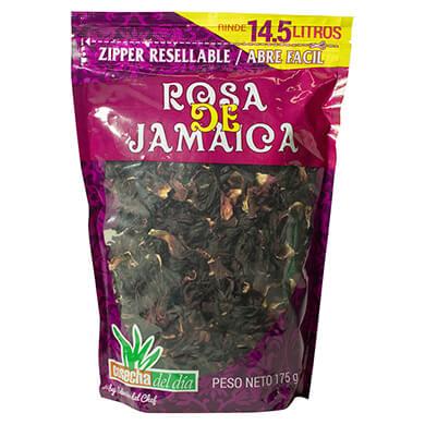 ROSA DE JAMAICA COSECHA DEL DIA 175 GR