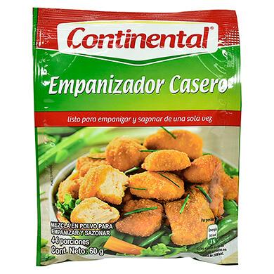 EMPANIZADOR CONTINENTAL 60 GR