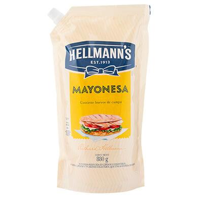 MAYONESA HELLMANNS DOYPACK 880 GR