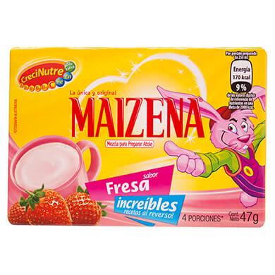 FECULA MAIZENA DE MAIZ SABOR FRESA 50GR