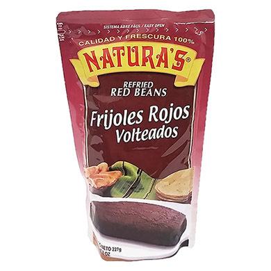 FRIJOL NATURAS MOLIDO VOLTEADOS 227GR