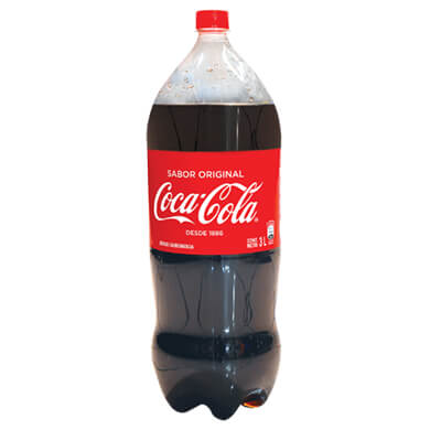 GASEOSA COCA COLA PET 3000ML