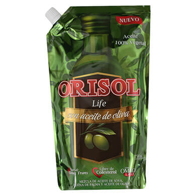 Aceite Orisol oliva light 75 0ml