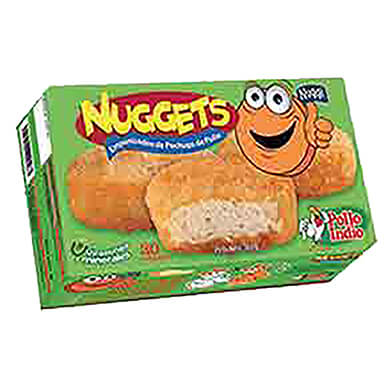 NUGGUETS POLLO INDIO CHICKS  30U 360GR