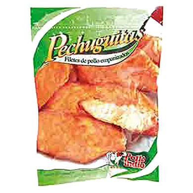 FILETES POLLO INDIO PECHUGAS BOLSA 230GR