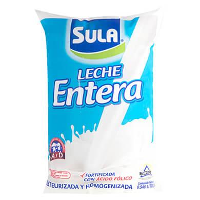 LECHE SULA BOLSA 946 ML
