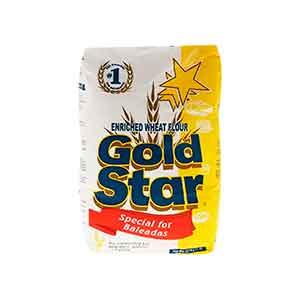 HARINA GOLD STAR BALEADA FACIL 454 GR