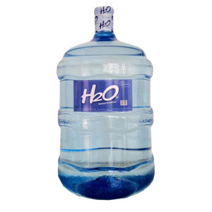 AGUA H2O BOTELLON 5 GALONES